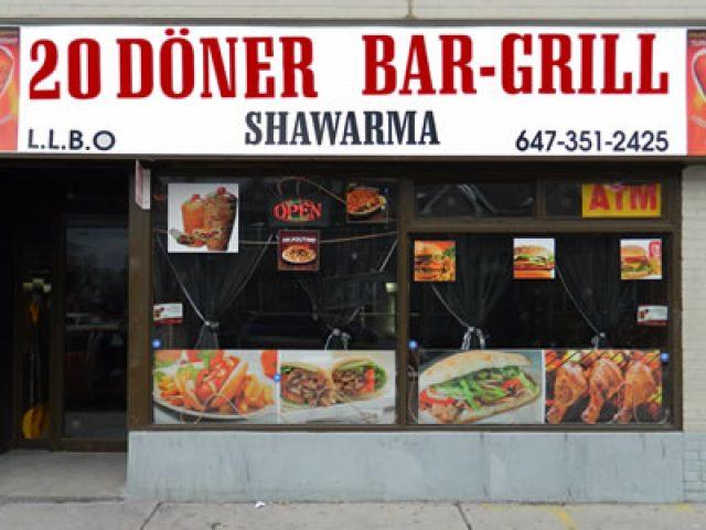 20 Döner Bar & Grill