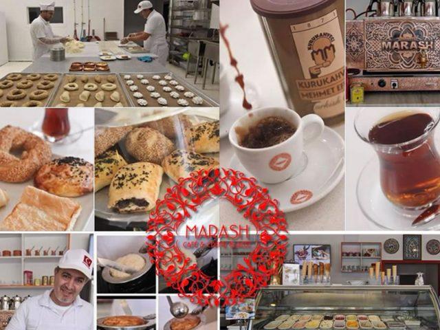 Marash Café & Crème Glacée