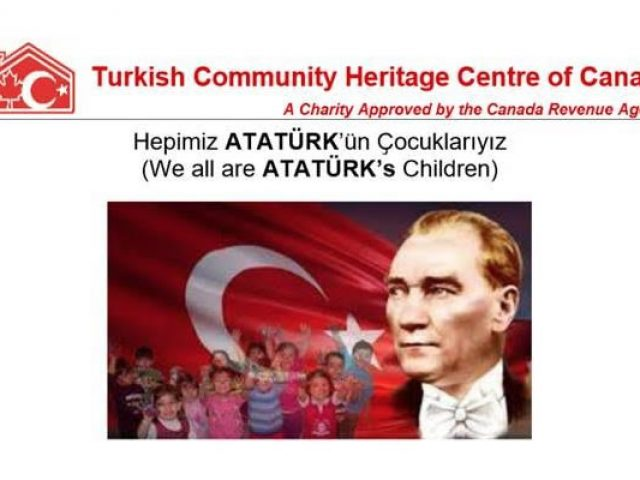 Turkish Community Heritage Centre of Canada – Türk Toplum Merkezi