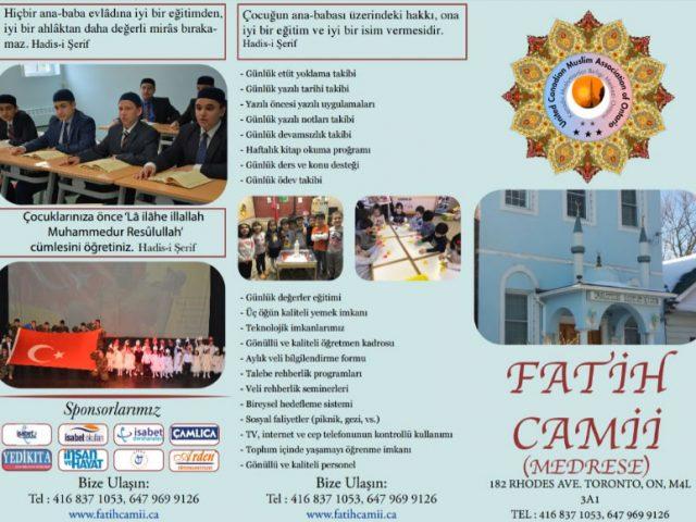 Fatih Cami Medrese