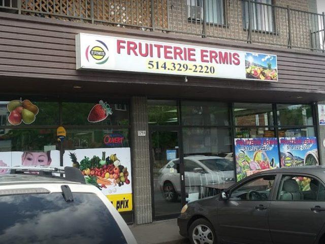 Fruiterie Ermis