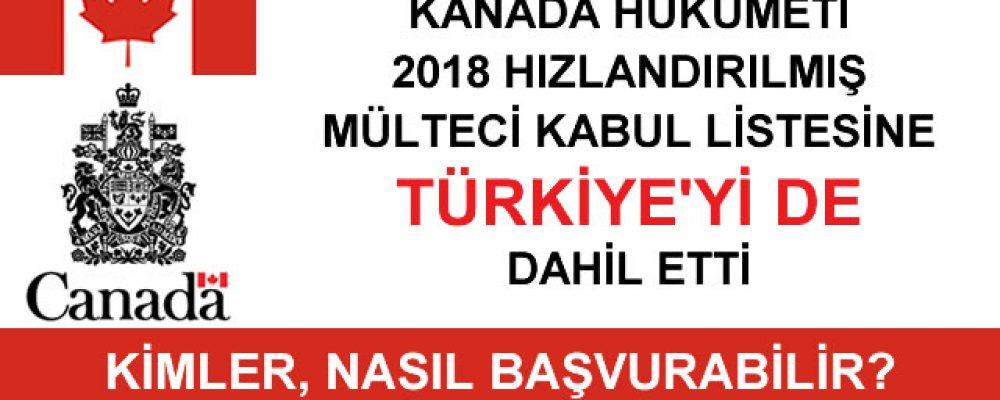 Kanada Mülteci Listesine Türkiye'yi de Dahil Etti! Nasıl Başvurulur?