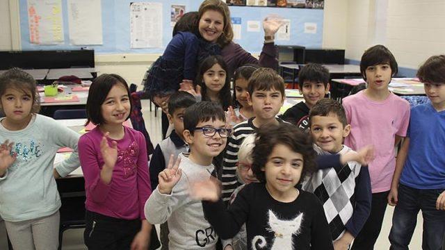 Kanada Toronto'da Türk Okulu