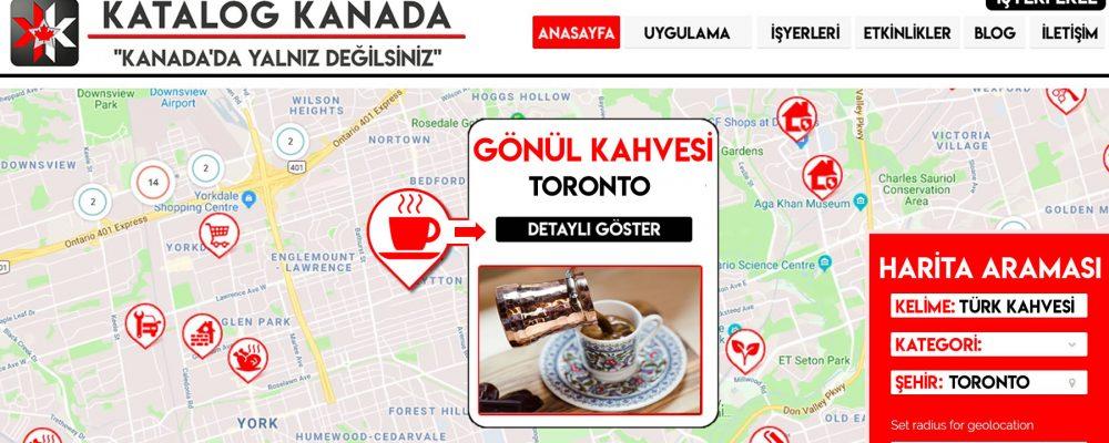 Katalog Kanada Web Sitesi Yenilendi