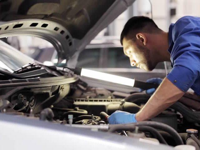 Auto Mechanic – Rıza Arslan