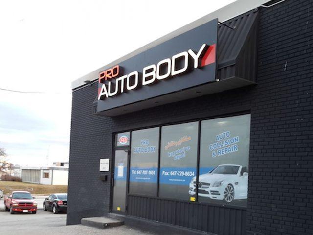Pro Auto Body