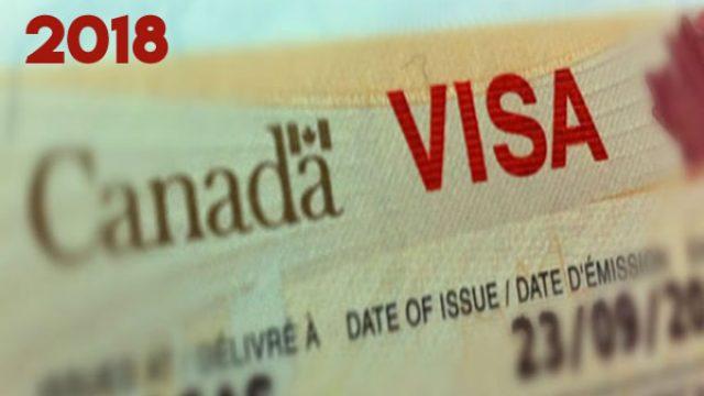 2018 Kanada Turist Vizesi İçin Gerekli Evraklar