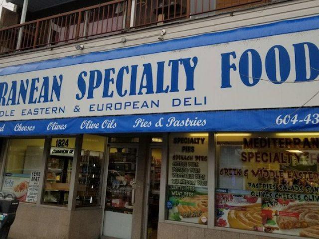 Mediterranean Specialty Foods